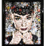 Audrey - 65 x 55 inches