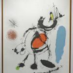 L Oiseau Migrateur - Aquatint etching