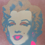 Marilyn Monroe, 11.26 - Silkscreen, 36 x 36 inches