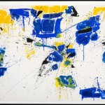 The Upper Yellow, Lithograph in colors24.75 x 35.5 inches