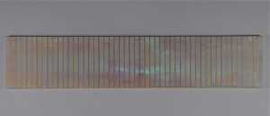 Sojourn #6 Spatial Frequency15 x 75 in.